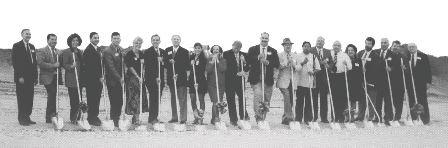 Starr County Campus groundbreaking
